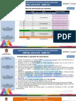 Reinscripciones Septiembre 2020 a Febrero 2021 UPN 151 Toluca
