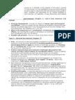 Final Exam Study Guide (F-2010)