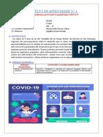 proyecto -corona virus