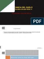 4 Humedad relaciones volumetricas
