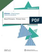 Primaria-Ateneo-Didáctico-N°-2-Primer-Ciclo-Lengua-Carpeta-Participante
