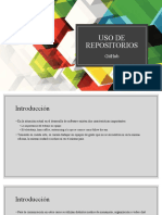 Uso de repositoriso Git-Hub