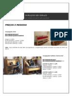 Catalogo Zulina Marcenaria - 2020