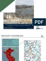 Modelo Geológico y Recursos de Cerro Corona, Asp