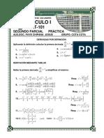 practica 1derivadas  SEGUNDO PARCIAL 2019