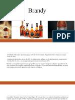 Isima Coctelería Brandy