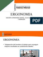 ERGONOMIA.POSICIONES
