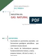 La INDUSTRIA del GAS NATURAL