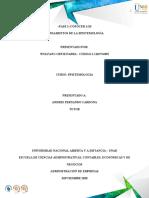 Individual epistemologia
