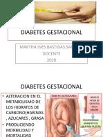 DIABETES GESTACIONAL 2020