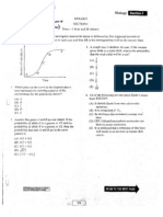 AP Biology 1999 Test