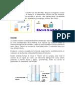 Densidad quimica