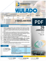 26-01-20 V SIMULADO INSS