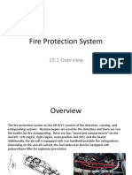 Mi-8 Fire Detection and Protection System