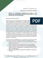 Oficio REC-2020-0075