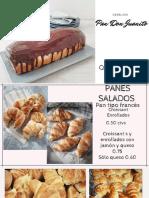 Catálogo Pan Don Juanito