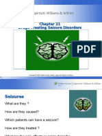 Chapter21 Drugs treating seizure disorders