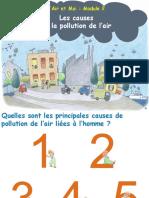 pollution d'air