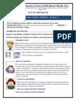 MATEMATICAS-1º-GUÍA6-2ºP-DOCENTES ÁREA DE MATEMÁTICAS