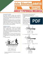 Trabajo-y-Potencia-Mecánica-para-Cuarto-Grado-de-Secundaria