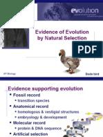 EvolutionEvidence(KFogler)
