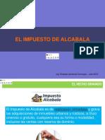 -EL IMP DE ALCABALA