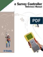 Trimble TSC1 Reference Manual