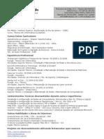 Currículo - Raimundo Arlindo