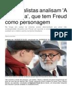 Filme A Tabacaria Freud
