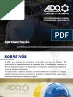 ADQ - Apresentação 2020