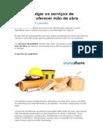 Como divulgar os serviços de pedreiro e oferecer mão de obra.docx