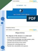Domain 02 - Access Control