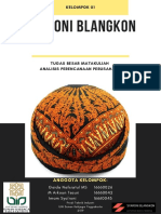 Laporan Tugas Besar Analisis Perancangan Perusahaan ( IKM Blangkon) 2019