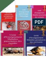 PARASITOLOGIE VETERINAIRE COMBINAISON  S5 + S6 +S9 + S10  DZVET360 Cours-vétérinaires