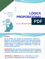 1. LOGICA PROPOSICIONAL