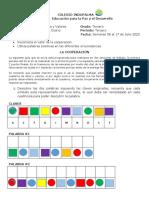 Grado 3- Etica-Taller 1 La Cooperacion