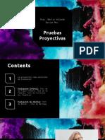 Presentacion Pruebas Proyectivas