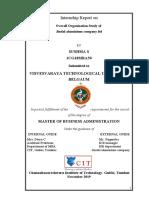 0_Internship Report 2019