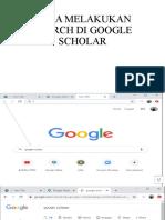 CARA MELAKUKAN SEARCH DI GOOGLE SCHOLAR.pptx