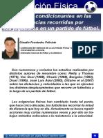 Factores condicionantes en las distancias recorridas por los jugadores en un partido de fútbol..pdf
