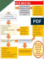 Guia de prevenção para o Feriado - Panfleto