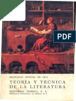 12-montes-de-oca-teoria-y-tecnica-de-la-literatura-estilo