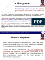 lecture waste management