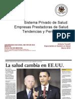 T13Presentación SS Privado y EPS UNMSM