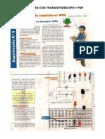 circuitos con transistores y como checarlos