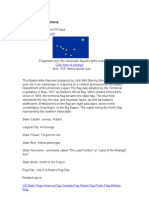 Alaska State Flag History