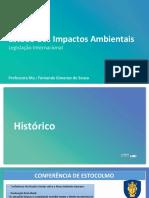 Slide 02 - Estudos dos Impactos Ambientais