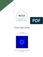 FourierOptics_Course