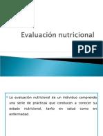 evaluacin estado nutricional