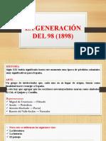 La generación del 98 - Nivel 1.pptx
